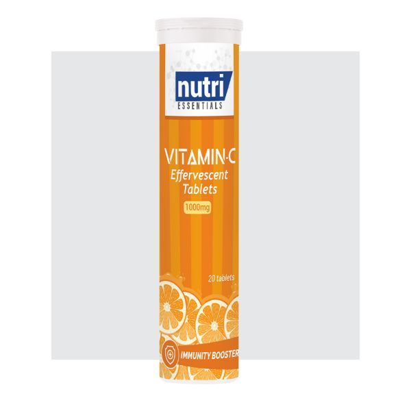 Vitamin C Effervescent Tablets(Buy One Get One Free)
