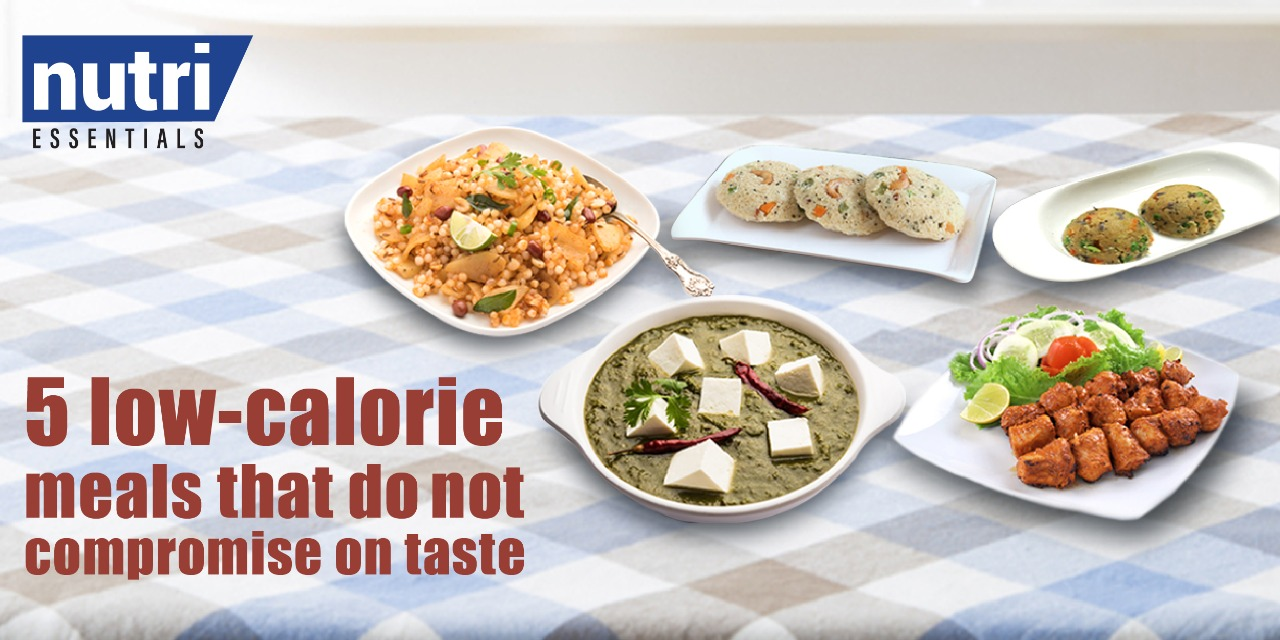 5 Low Calorie Meals That Do Not Compromise On Taste