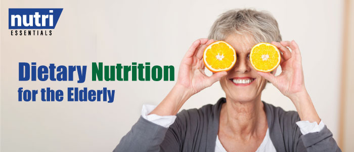 Dietary Nutrition for Older Persons