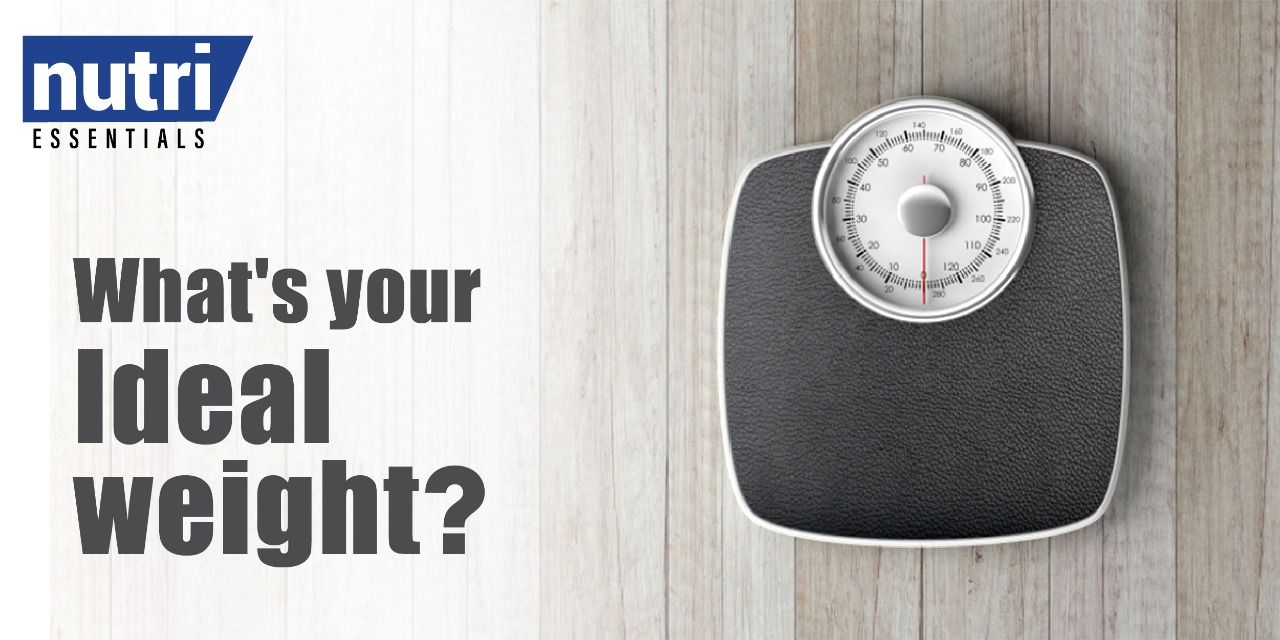 What's Your Ideal Weight