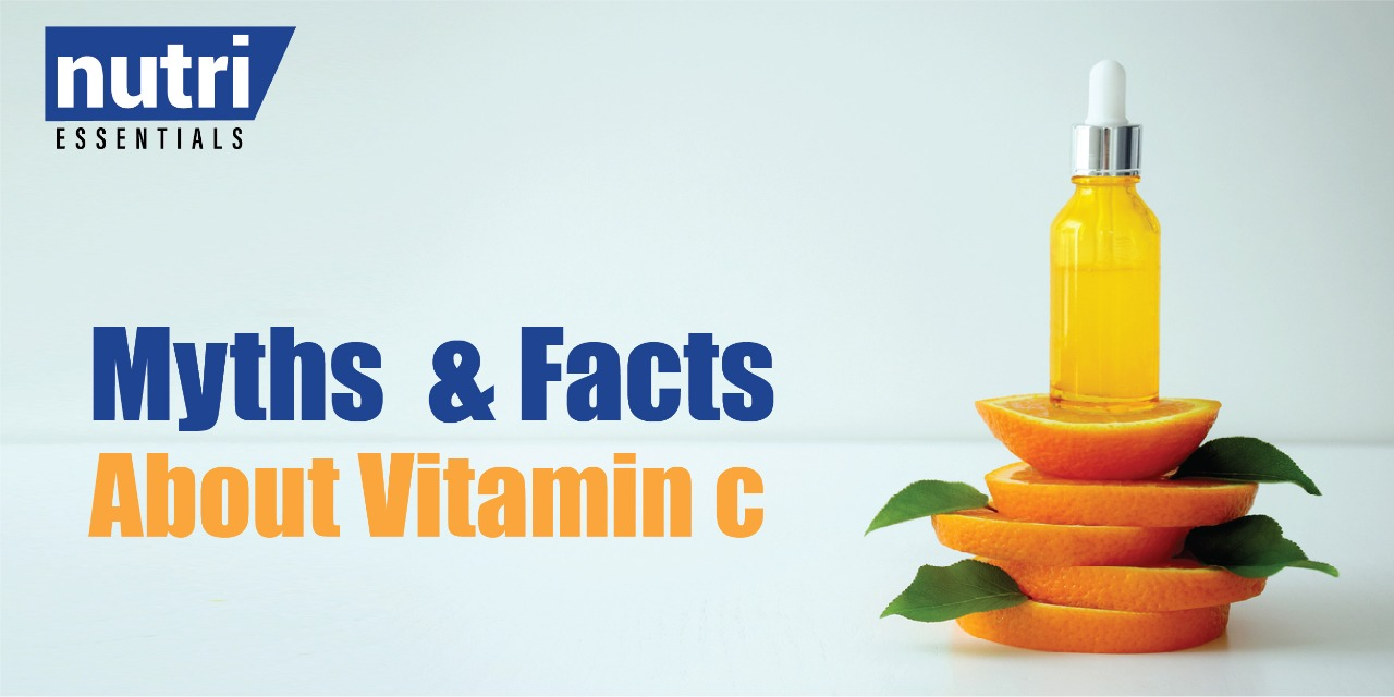 Myths & Facts about Vitamin C