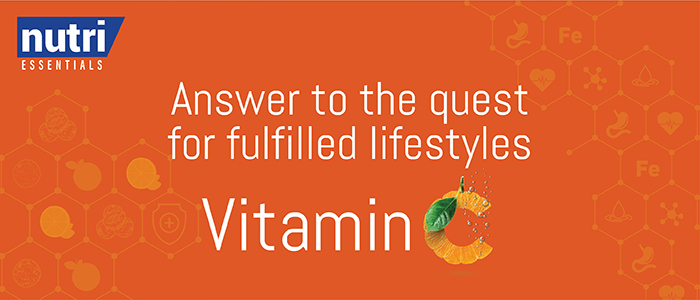 Vitamin C Effervescent Tablets of Nutri Essentials are the answer to the quest for fulfilled lifestyles